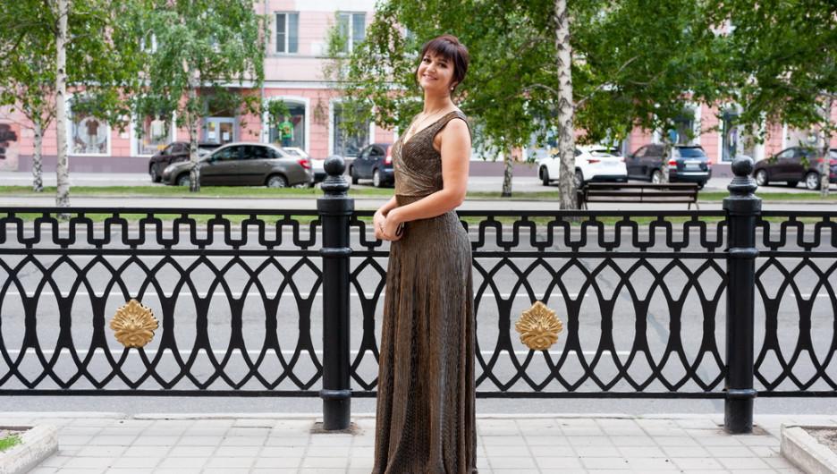 """Победительница проекта """"Мисс Агро - 2020"""" Яна Иночкина."""