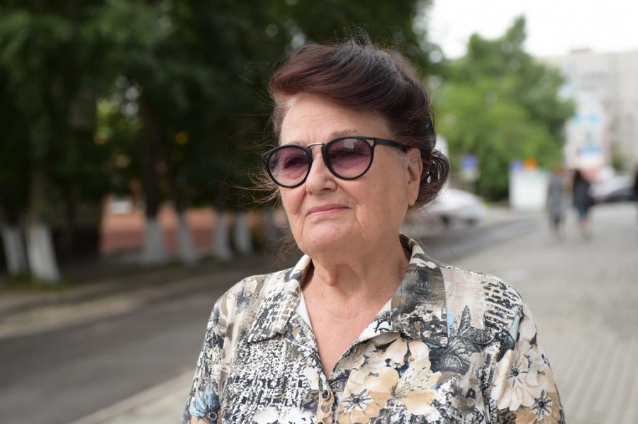 Директор НИИ химизации сельского хозяйства и агроэкологии АГАУ Ольга Антонова.