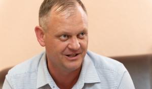 Вячеслав Каменский, руководитель территориального подразделения Барнаул ООО «Сингента»