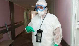 Что происходит в отделении реанимации горбольницы №5.