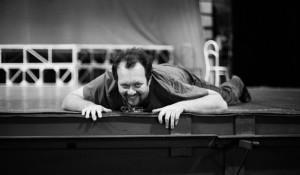 Актер музыкального театра Илья Зуев