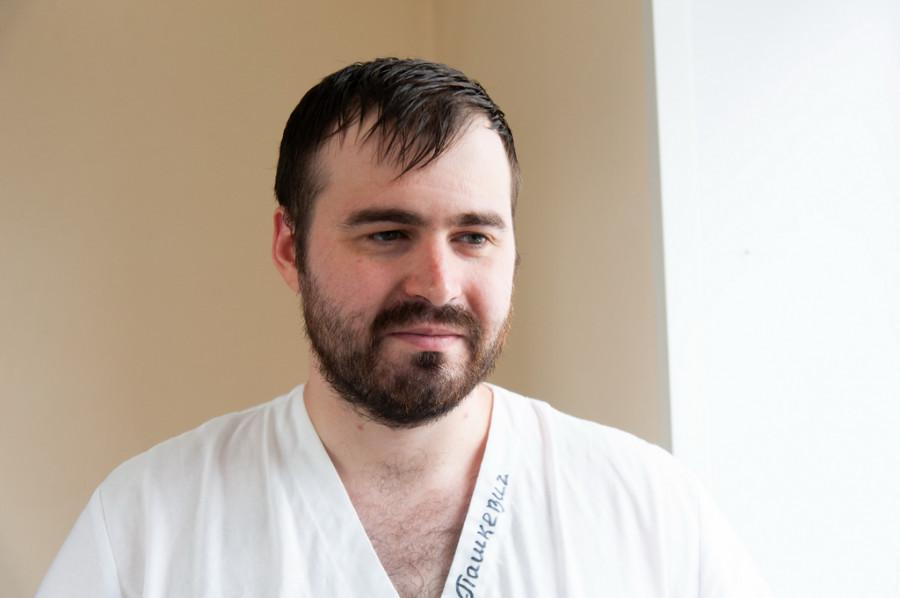 Владимир Пашкевич, врач анестезиолог-реаниматолог.