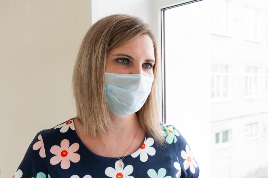 Тамара Баева, медсестра-анастезист реанимации.