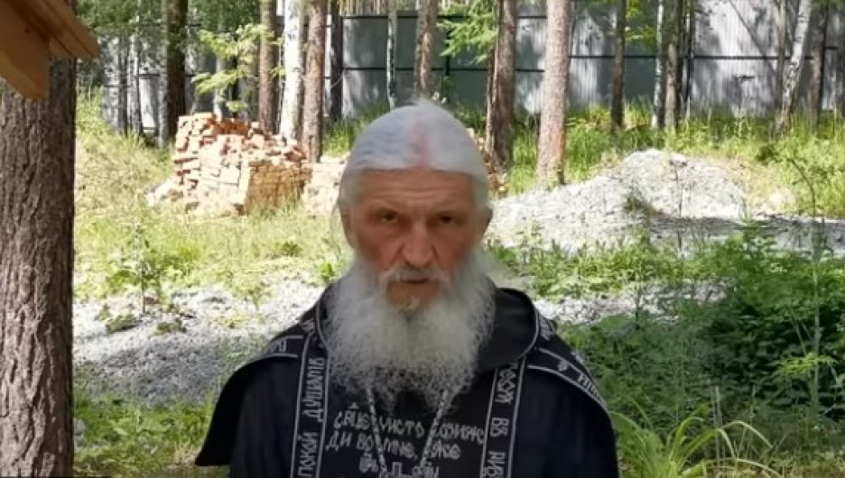 Духовник Среднеуральского женского монастыря отец Сергий.