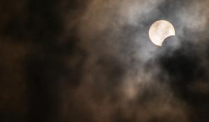 Кольцеобразное солнечное затмение, 21 июня.