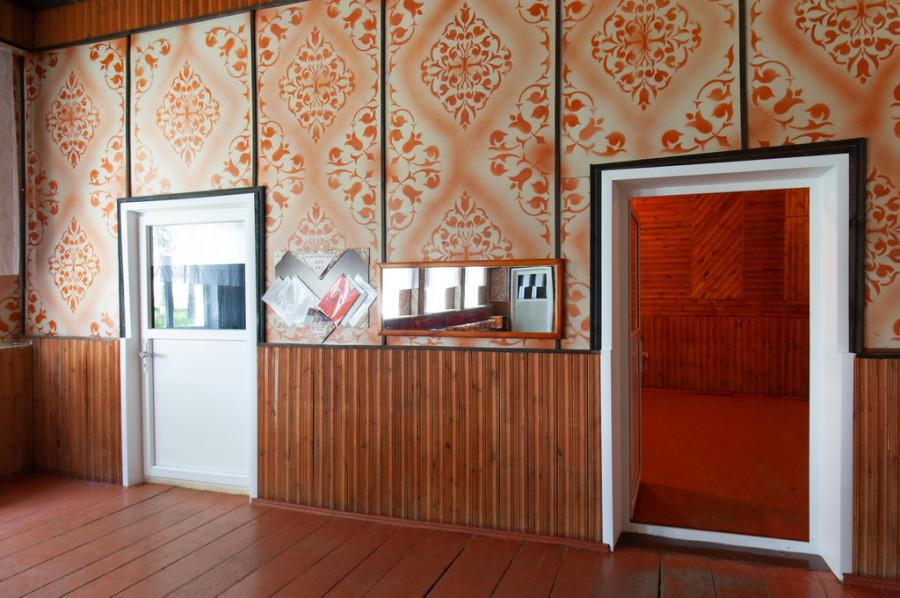 Дом культуры в селе Покровка