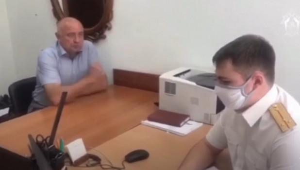 Замминистра природных ресурсов и экологии Алтайского края признал вину в превышении полномочий.