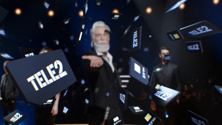 Абоненты Tele2 с начала года проговорили 32 млрд минут внутри сети.