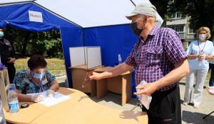 Голосование по вопросу одобрения поправок в Конституцию РФ в Алтайском крае.