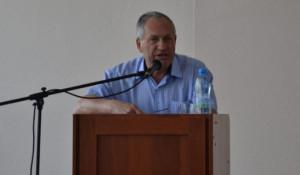 Глава Бийского района Владимир Трухин.