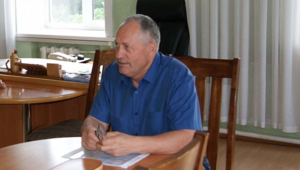Глава Бийского района подал в отставку
