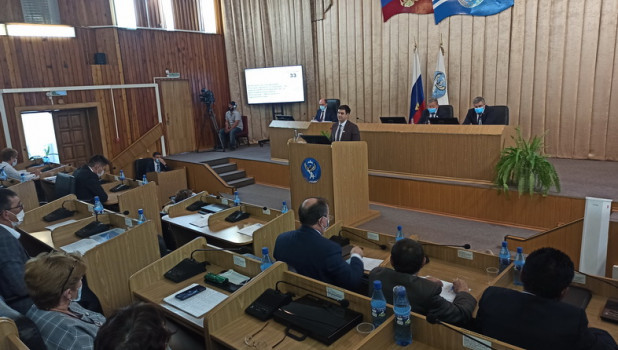 Государственное собрание Республики Алтай.