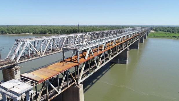 Ремонт Старого моста.