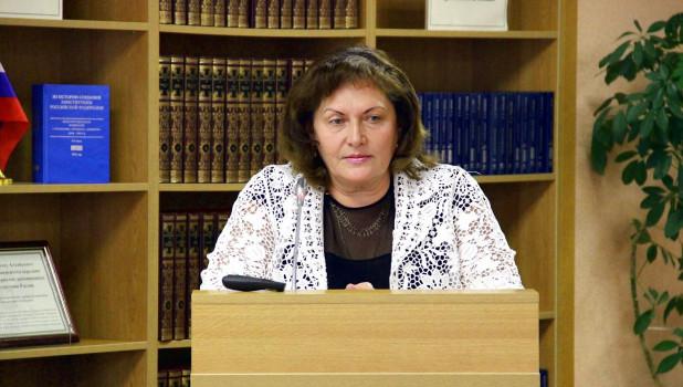 Ольга Мамченко.