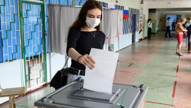 Названа численность избирателей в Барнауле и других городах Алтайского края