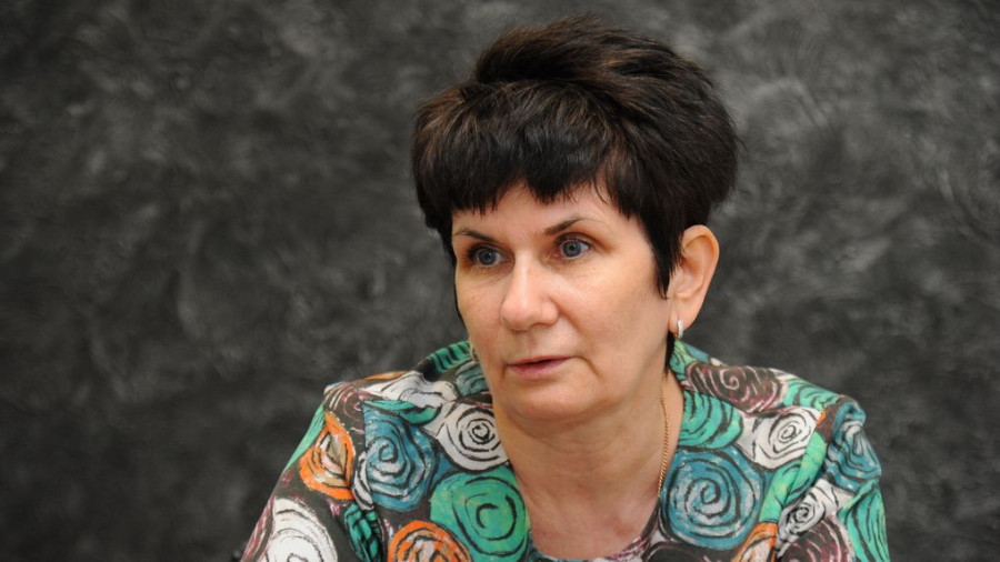 Анна Ефремушкина, главный внештатный кардиолог Алтайского края.