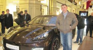 Игорь Бородянский.