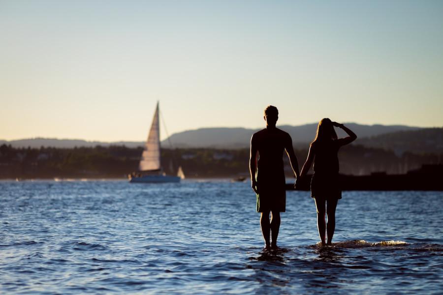 Медовый месяц в Греции.