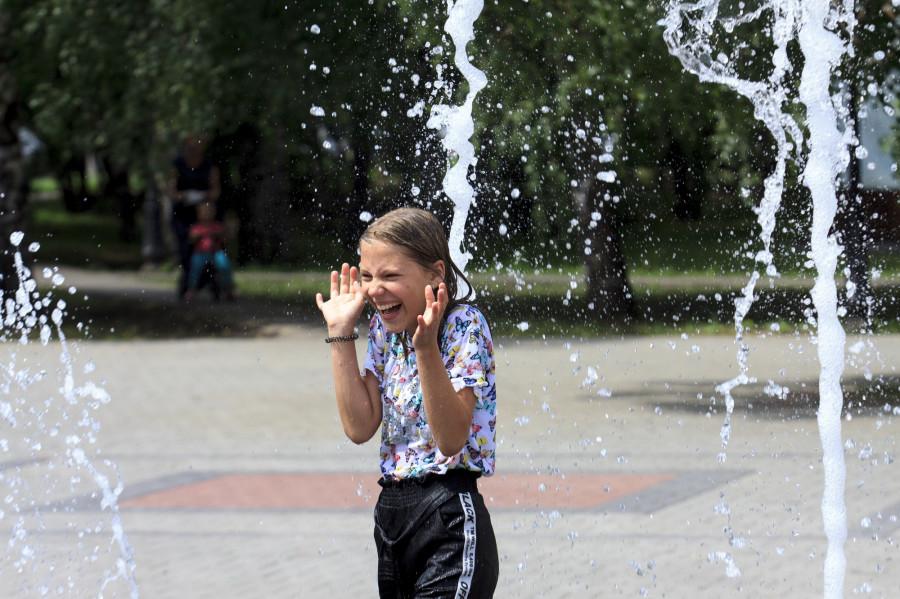 Иван Купала 2020 в Барнауле.