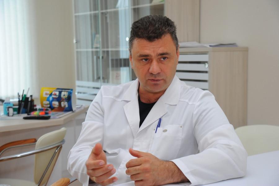 """Юрий Медзиновский, директор """"Территории здоровья""""."""