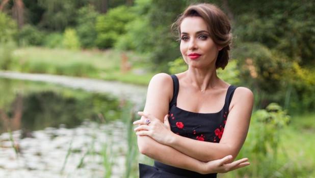 Марина Газманова.