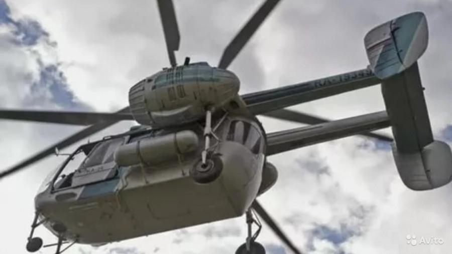 Вертолет Ка-26.