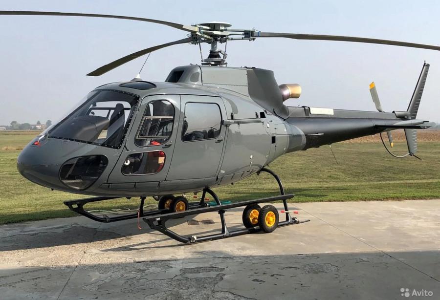Вертолет Airbus Helicopters H125.