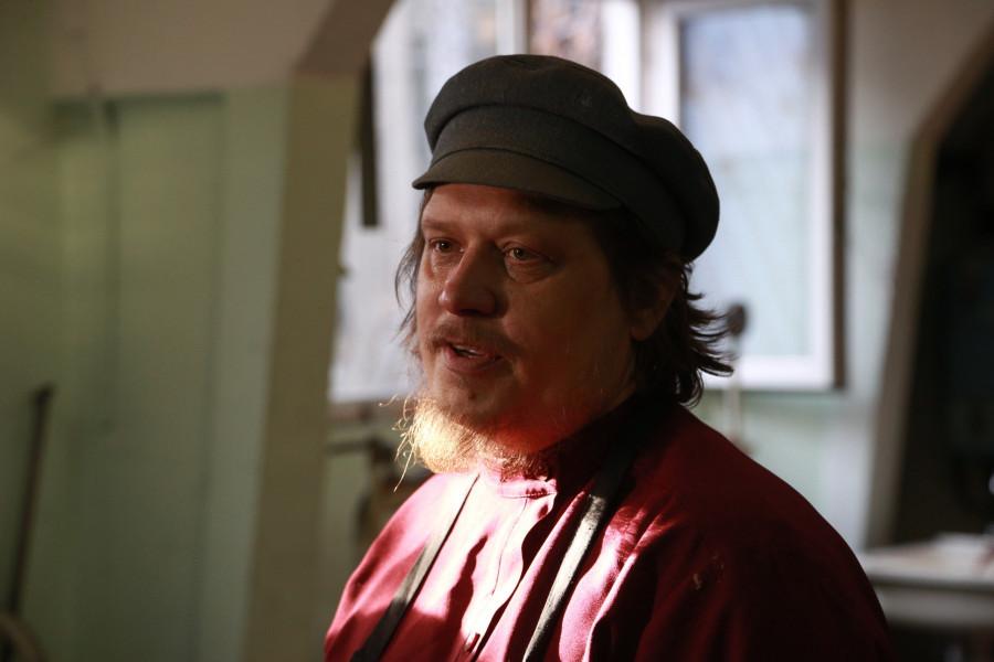 Алексей Талашкин.