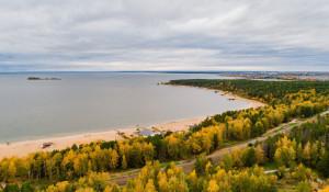 Обское море.