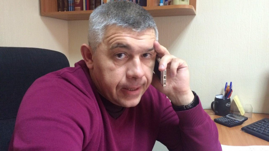 Адвокат Павел Полховцев.