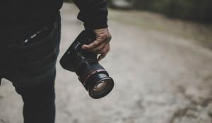 Фотограф. Камера.