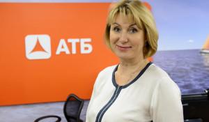 Виктория Вергун, директор АТБ