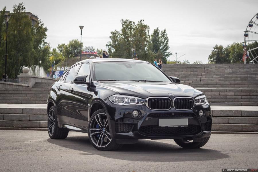 Десятка самых дорогих подержанных автомобилей в Барнауле в июле 2020 года. BMW X6