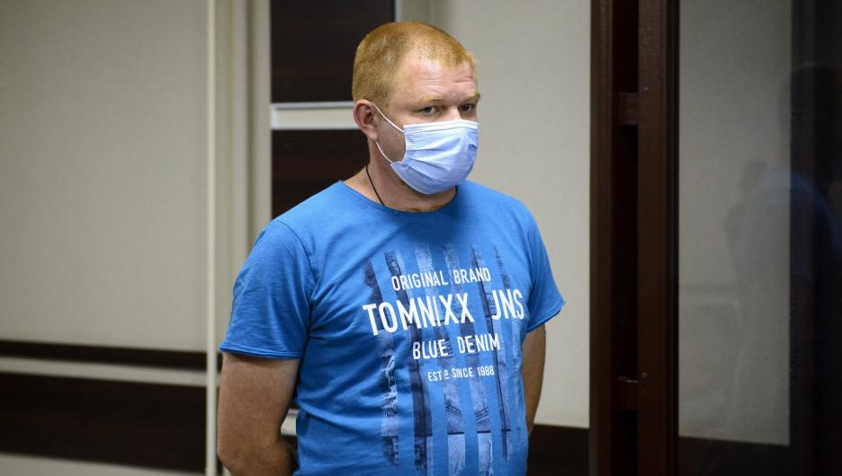 Подсудимый Владислав Колесников.
