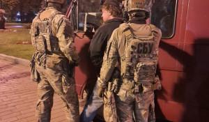 Освобождение заложников в Луцке.