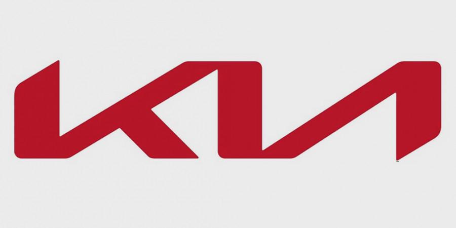 Обновленный логотип KIA.