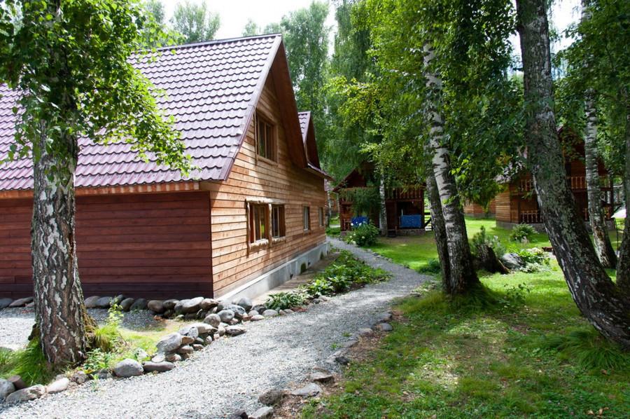 Туристическая база семьи Кураповых.