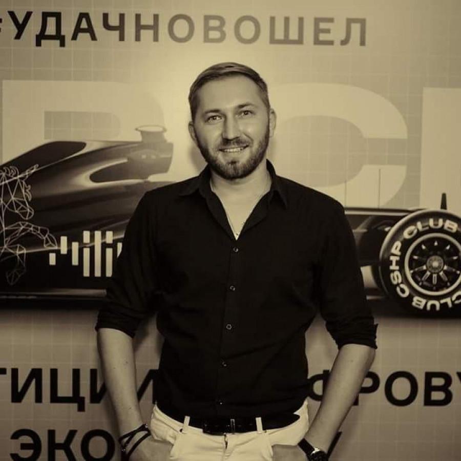 Александр Голанцев.