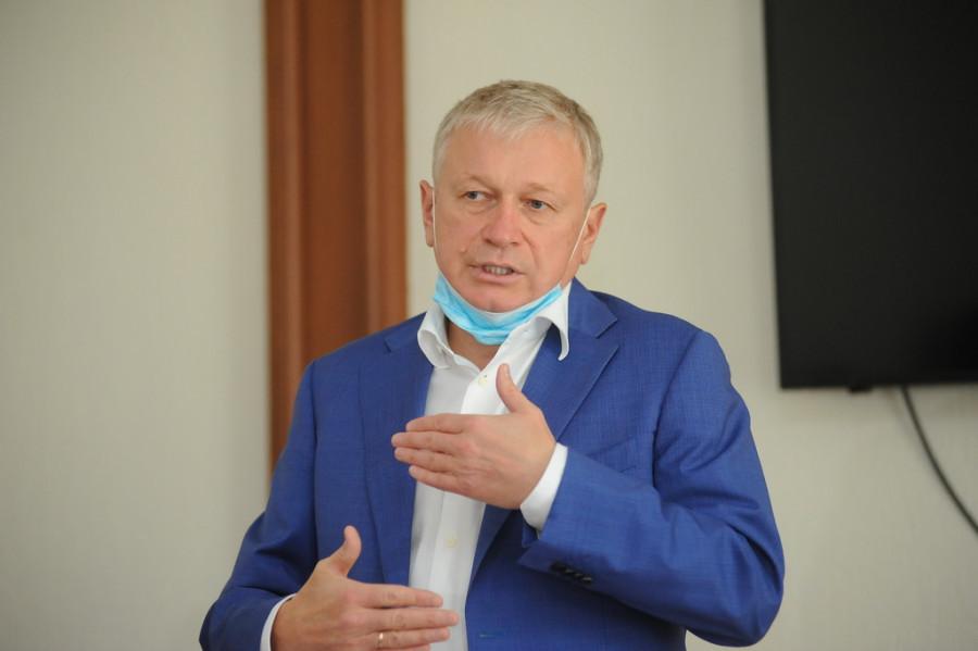 Юрий Шамков.