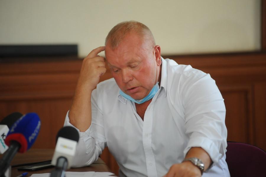 Евгений Новиков.