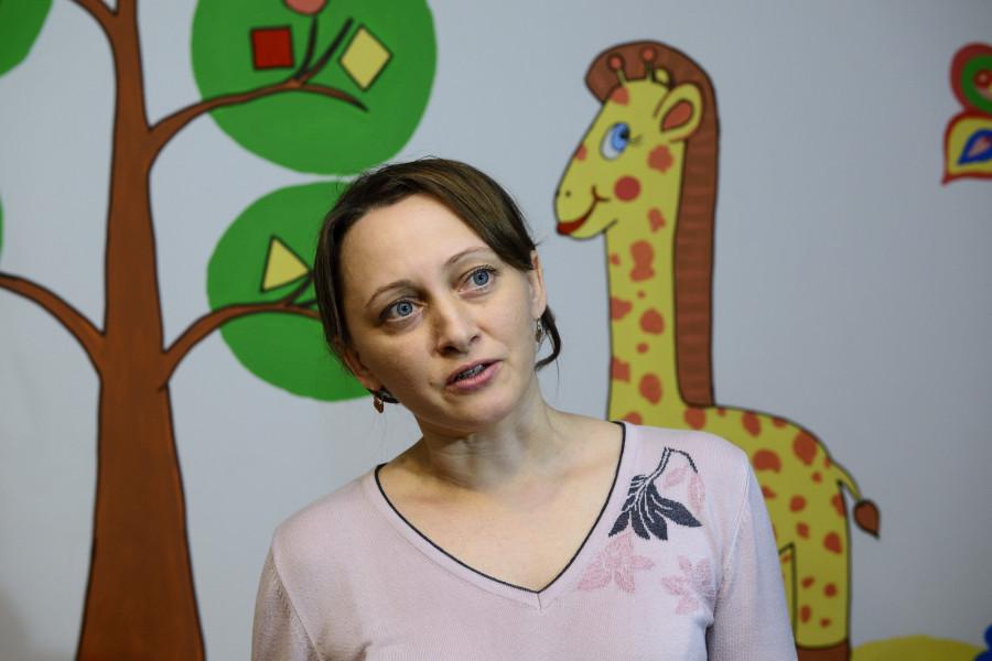Татьяна Войтенко открыла свой первый частный детсад «Мишутка».