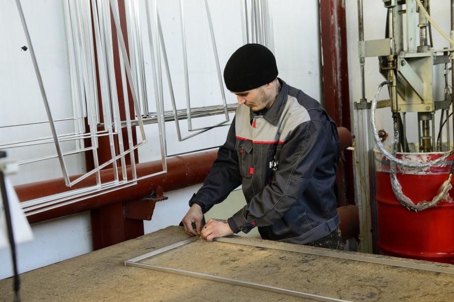 Производство пластиковых окон Эдуарда Стихарева.