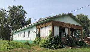 Одинокую усадьбу продают в Алтайском крае.