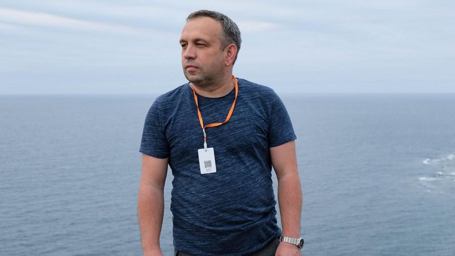 Михаил Рязанов, директор Алтайского института цифровых технологий.