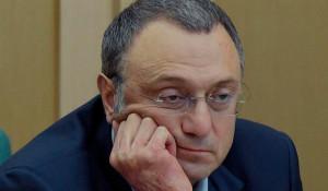 Сулейман Керимов, сенатор от Дагестана.