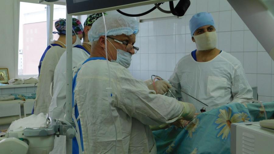 Онкологические операции.