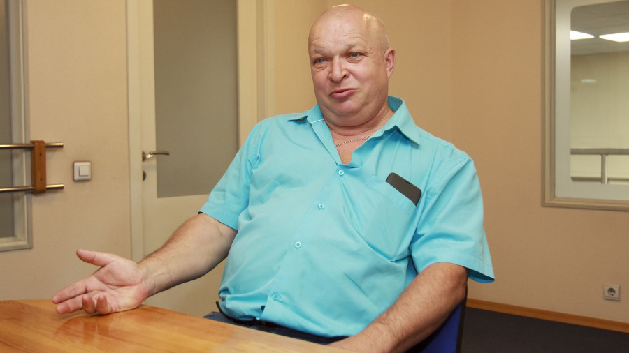 Александр Агеев, торакальный хирург.