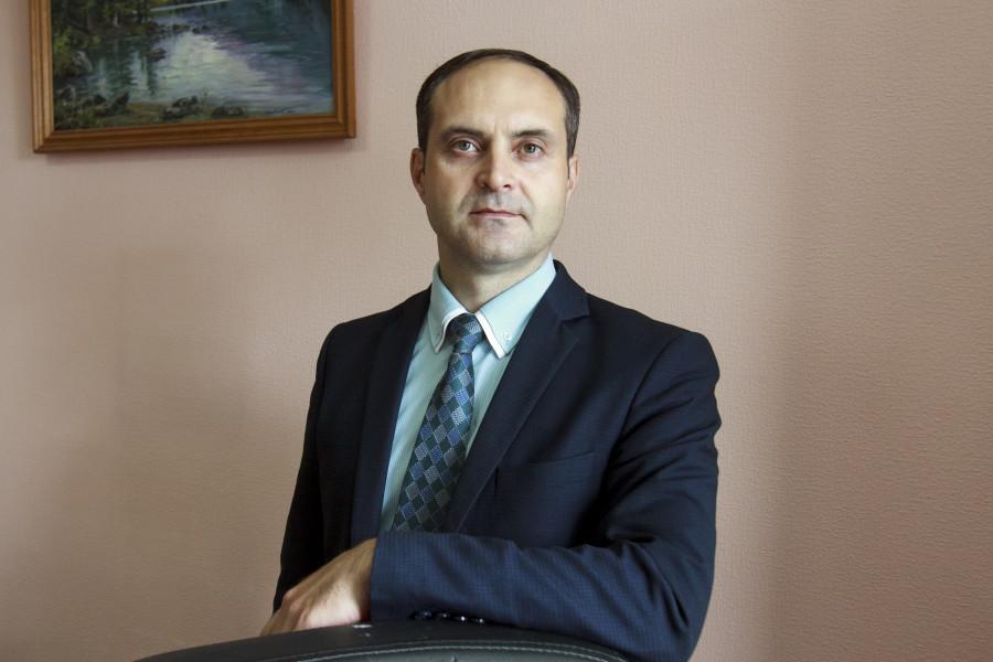 Замдиректора региональной кадастровой палаты Игорь Штайнепрайс