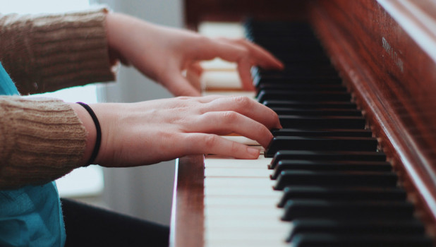 Музыка. Клавиши.