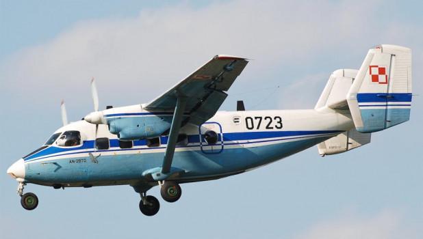 Самолет АН-28.